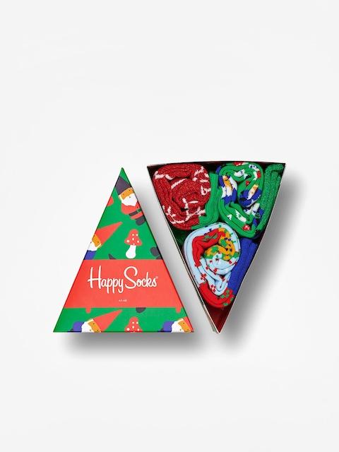 Happy Socks Giftbox 3Pak Socks (blue/red/white)