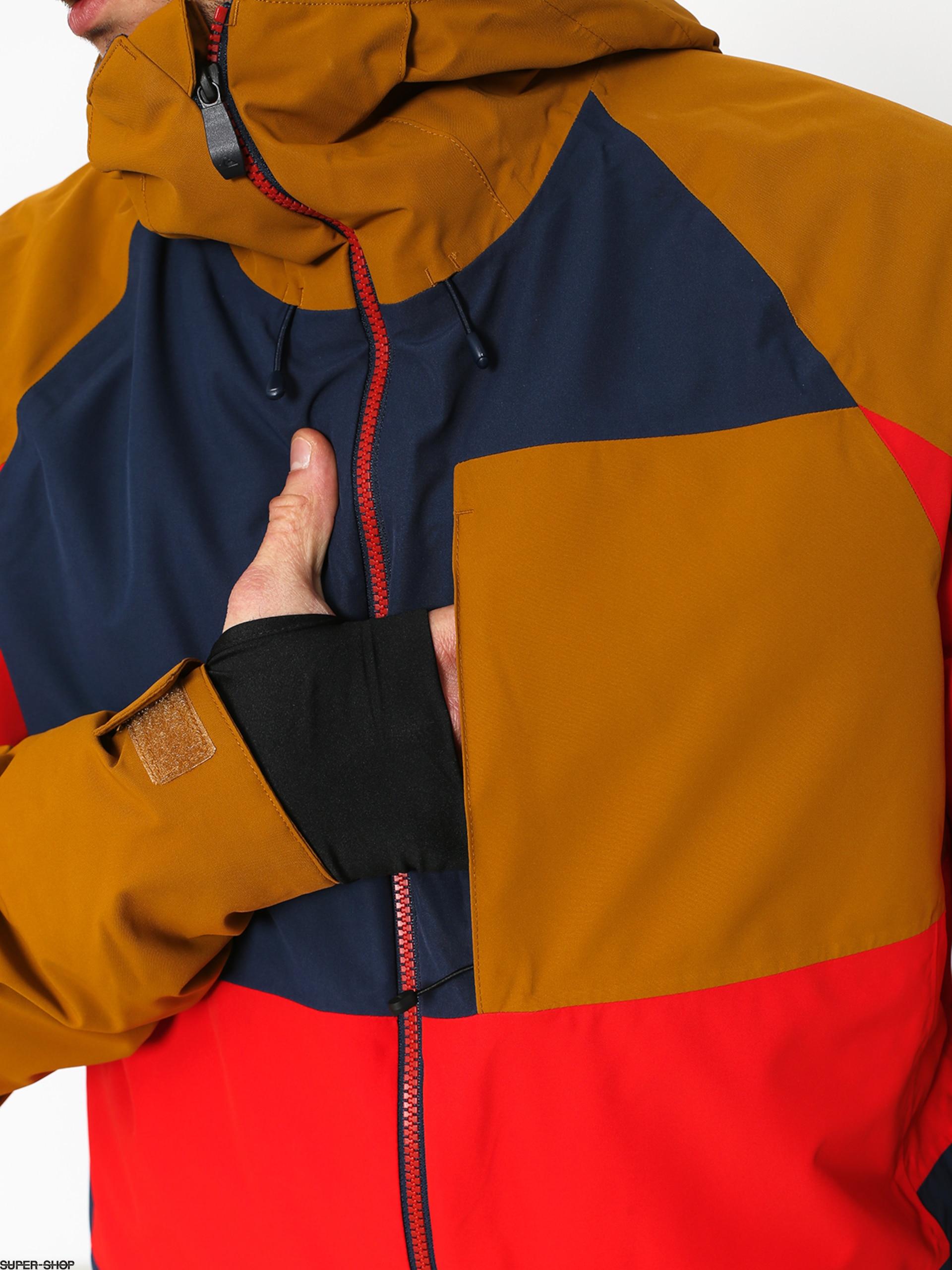 53c1b2b6e Mens Quiksilver Sycamore Snowboard jacket (dress blues)
