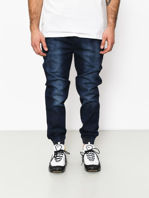Stoprocent Classic Jeans Joggers Pants (dark blue)