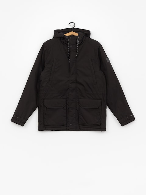 Element Valdez Jacket (flint black)