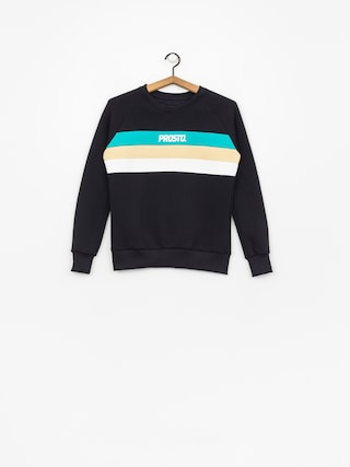 Prosto Happy Crewneck Sweatshirt Wmn (dark navy)
