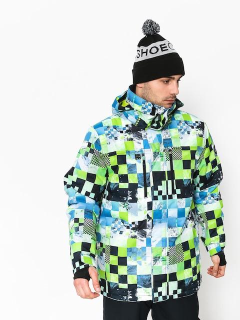 Quiksilver Mission Pr Snowboard jacket (money time green)