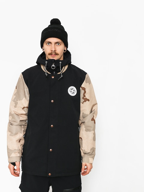 DC Dcla Snowboard jacket (incense dcu camo men)