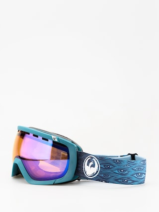 Dragon Rogue Goggles (midnight/lumalens blue ion/lumalens amber)