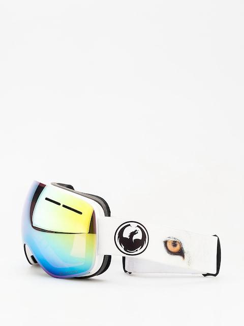 Dragon X1s Goggles (prey/lumalens gold ion/lumalens amber)