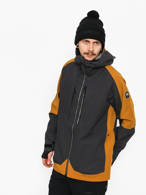 Quiksilver Tr Stretch Snowboard jacket (golden brown)