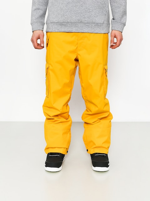 DC Banshee Snowboard pants (golden rod)