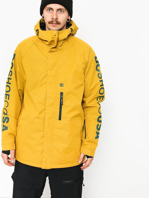 DC Ripley Snowboard jacket (golden rod)