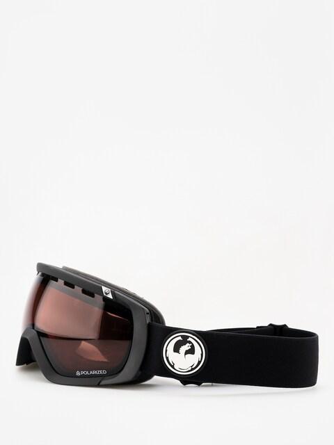 Dragon Rogue Goggles (black/lumalens polarized)