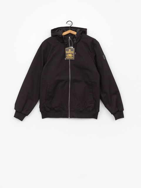 Element Dulcey Wax Jacket (flint black)
