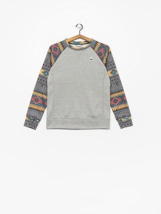 Burton Oak Crew Sweatshirt Wmn (htrmnt/tahfry)