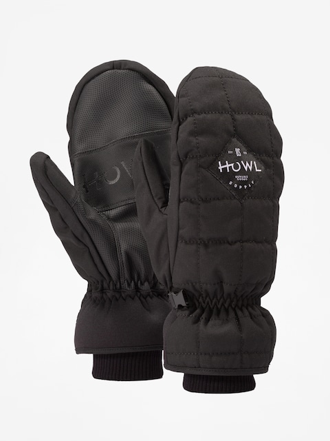 Howl Jed Mitt Gloves (black)
