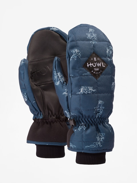 Howl Jed Mitt Gloves (blue)