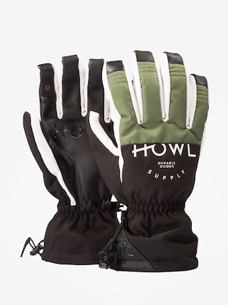 Howl Team Glove Gloves (olive)