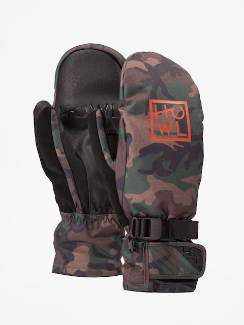 Howl Fairbanks Mitt Gloves (camo)