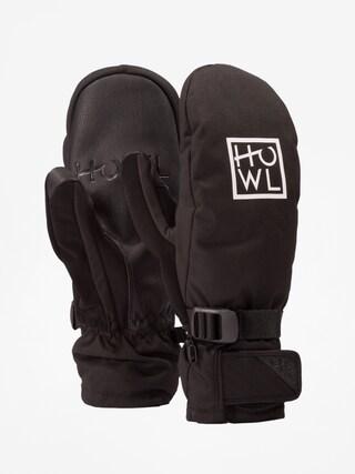 Howl Fairbanks Mitt Gloves (black)
