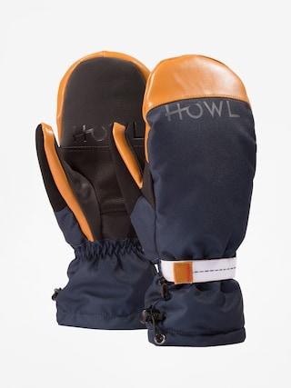 Howl Network Mitt Gloves (navy)