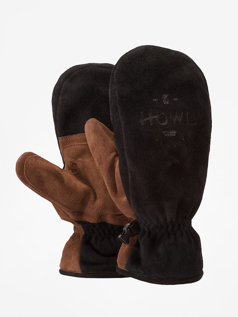 Howl Highland Mitt Gloves (black)