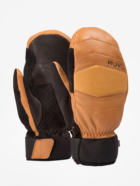 Howl Houston Mitt Gloves (brown)