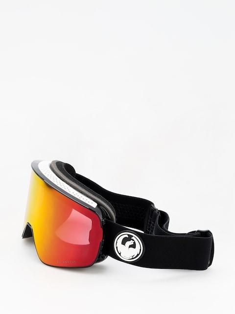 Dragon NFX2 Goggles (black/lumalens red ion/l rose)