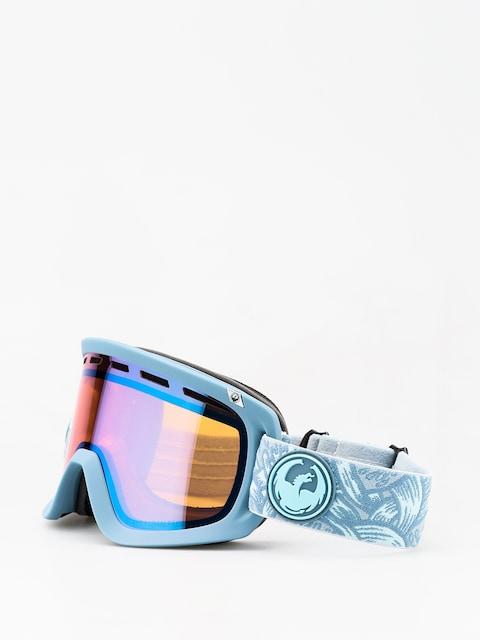 Dragon D1 Goggles (plex/lumalens blue ion/lumalens amber)