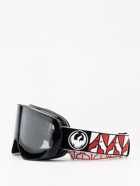 Dragon NFX2 Goggles (forest bailey sig/dark smoke/lumalens pink ion)