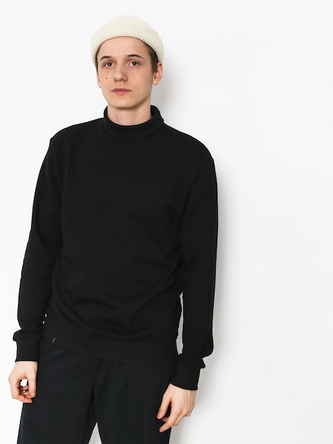 The Hive Cairo Turtleneck Sweatshirt (black)