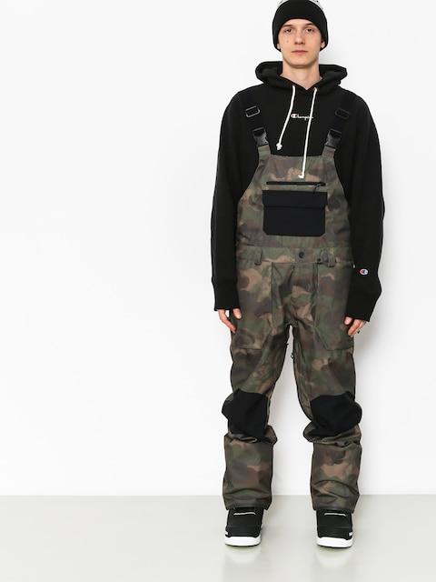 Volcom Roan Bib Overall Snowboard pants (cam)
