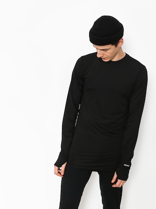 Burton Lightweight Crew Active longsleeve (true black)