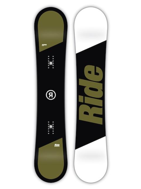 Ride Snowboard Agenda (black/green/white)