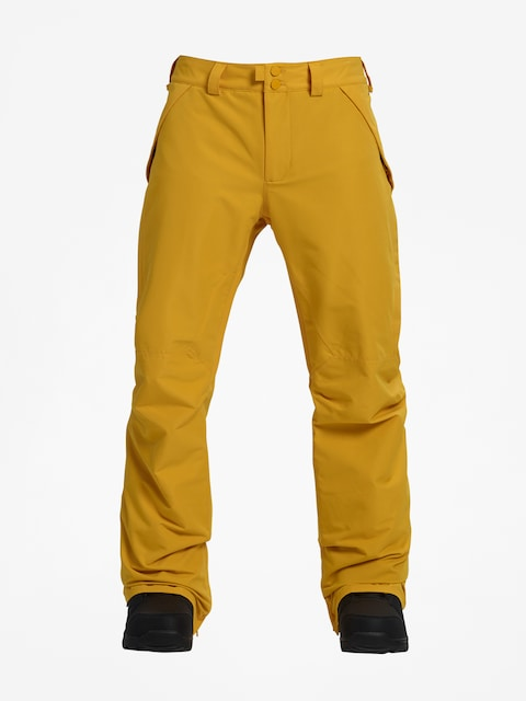 Burton Vent Snowboard pants (golden rod)
