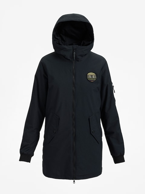Burton Mossy Maze Snowboard jacket Wmn (true black)