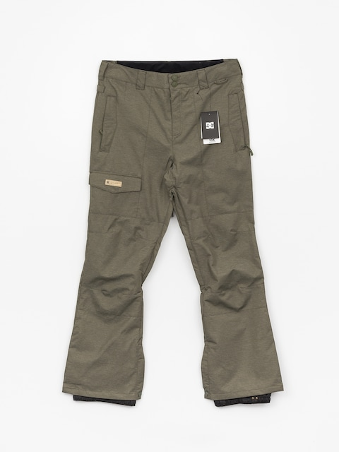 DC Dealer Snowboard pants (beetle)