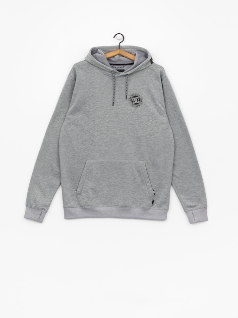 DC Snowstar Hd Active sweatshirt (neutral gray heather)