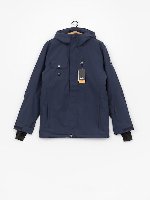 Quiksilver Mission Soli Snowboard jacket (dress blues)