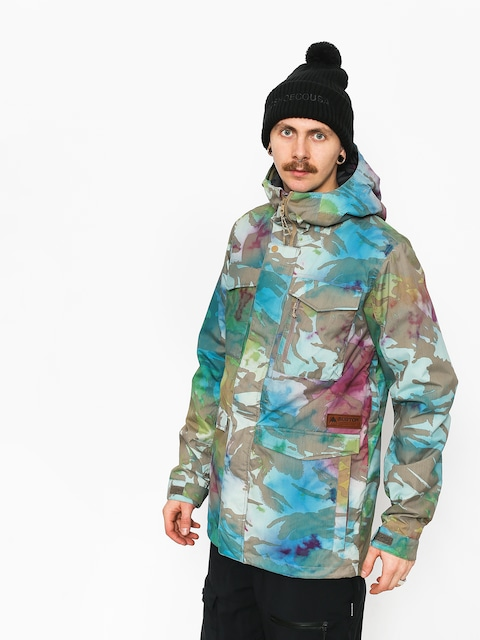 Burton Snowboardjacke Covert (festival camo)