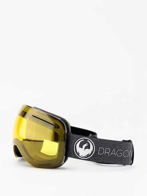 Dragon X1 Goggles (echo/photochromic yellow)