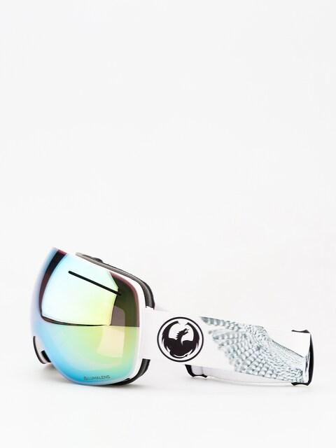 Dragon X1 Goggles (prey/lumalens gold ion/lumalens amber)