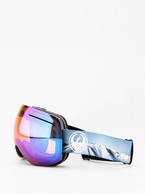 Dragon X1 Goggle (realm/lumalens blue ion/lumalens amber)