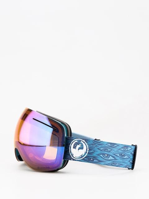 Dragon X1 Goggles (midnight/lumalens blue ion/lumalens amber)