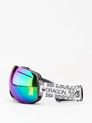 Dragon X1 Goggles (new wave/lumalens green ion/lumalens amber)