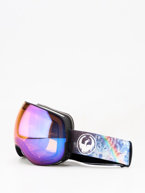 Dragon X2 Goggles (galaxy/lumalens blue ion/lumalens amber)