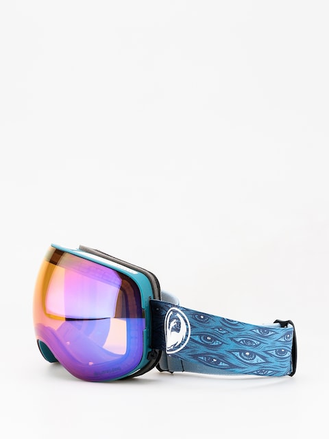 Dragon X2 Goggles (midnight/lumalens blue ion/lumalens amber)