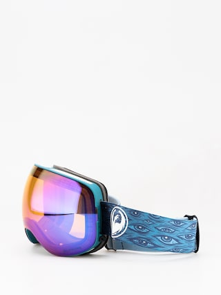 Dragon X2 Goggles (midnight/lumalens blue ion/lumalens amber)