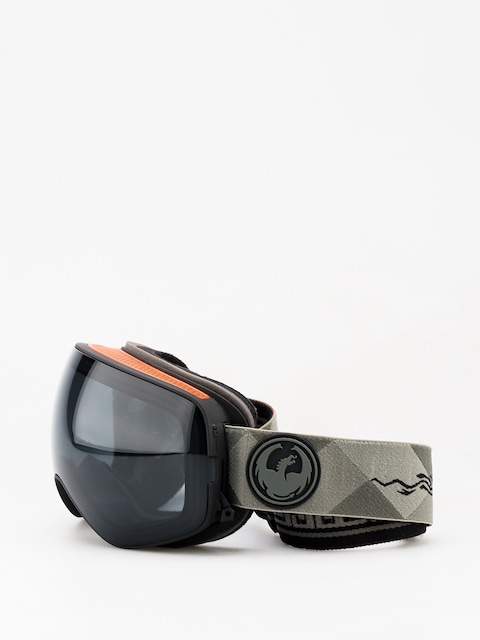 Dragon X2s Goggles (gigi ruf sig/dark smoke/lumalens flash blue)