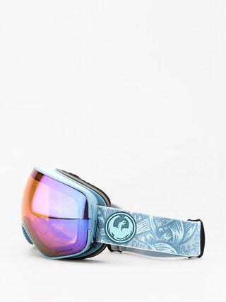 Dragon X2s Goggles (plex/lumalens blue ion/lumalens amber)