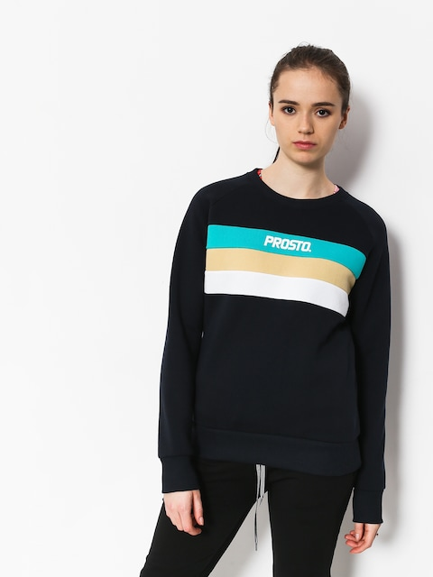 Prosto Happy Crewneck Sweatshirt Wmn