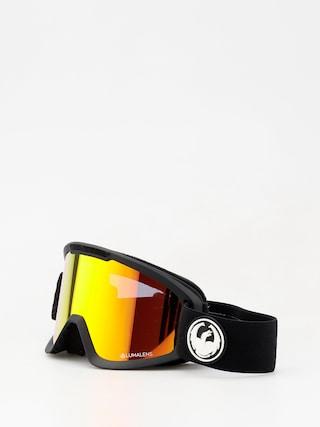 Dragon Goggles DX2 (black/lumalens red ion/l rose)