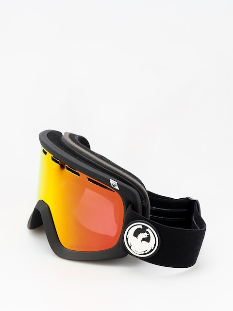 Dragon Goggles D1 (black/lumalens red ion/l rose)