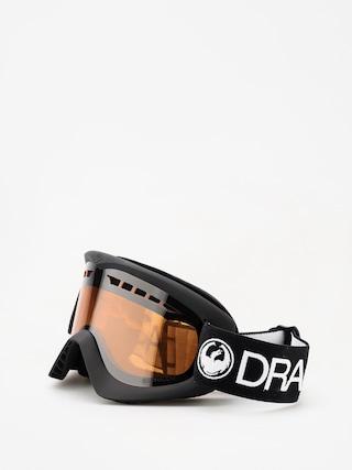 Dragon Goggles DX (black/lumalens silver ion)